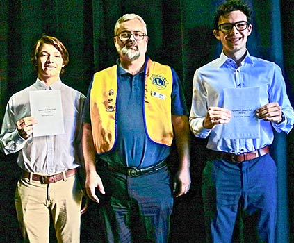 Lion Bursary Award Winners